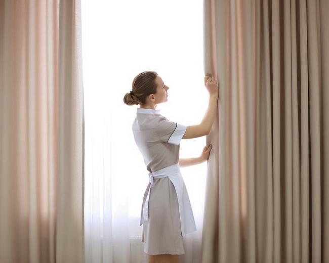 Giặt rèm cửa đường Chu Văn An Quận Bình Thạnh   Giặt màn cửa đường Chu Văn An Quận Bình Thạnh